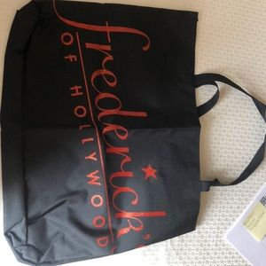 Frederick's of Hollywood Bags - Brand new large Tote Bag By Fredricks of Hollywood
